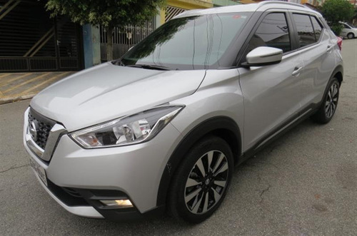 Nissan Kicks 1.6 16v Flexstart Sv Limited 4p Xtronic 2016/20