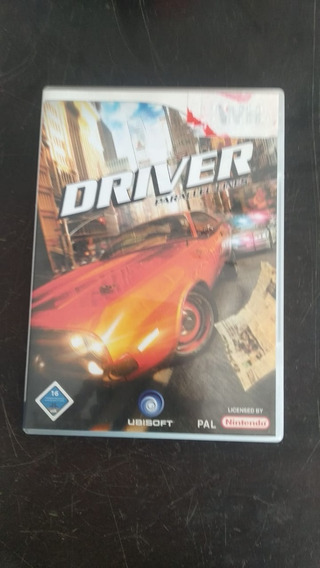Driver: Parallel Lines Wii (frete 18,00)