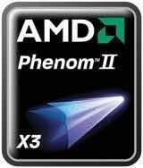 Amd Phenom Ii X3 720 Black E 2.8 Ghz Procesador Tri Core