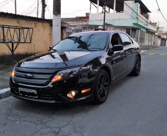 Ford Fusion 3.0 V6. O Mais Top Da Categoria!