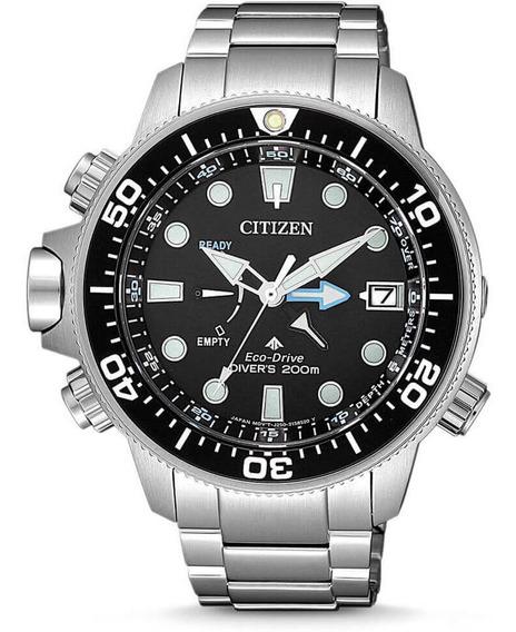 Relógio Citizen Aqualand Promaster Diver Bn2031-85 Tz31141d