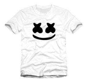 Playera Camisa Marshmello Dj Bebe Niño Hombre Mujer