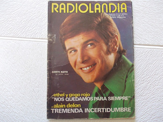 Revista Radiolandia Nº 2397, Muerte Peron 1974 1/8