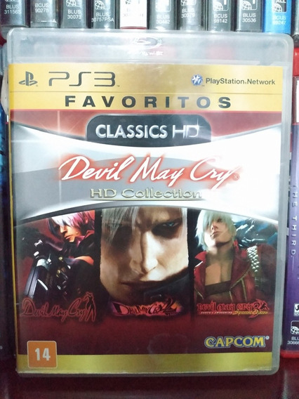 Devil May Cry Hd Collection Ps3   Parcelamento Sem Juros