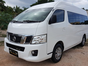 Nissan // Urvan // Nv-350 // 2017