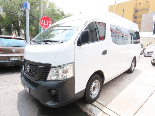 Imagen 1 de 9 de Nissan Urvan Nv350 Panel Ventanas 2021 Blanca