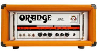 Amplificador Cabezal Orange Th30h Bulbos Twin Nuevo
