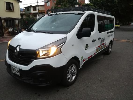 Renault Trafic Techo Bajo