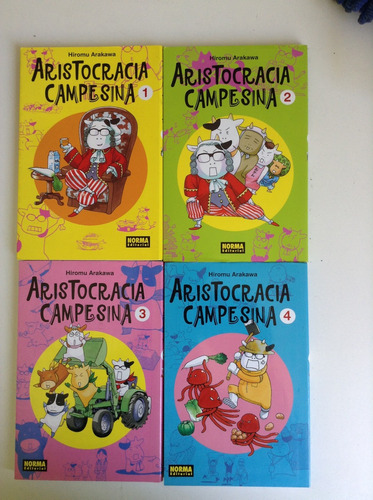 Aristocracia Campesina Vol. 1 Al 4
