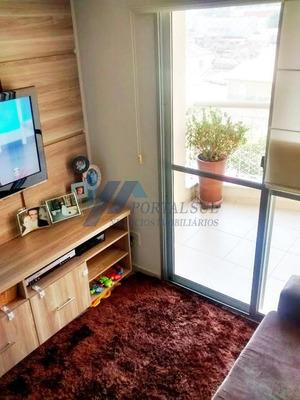 Apartamento À Venda, Vila Esperança - 03 Dormitórios (01 Suíte) E 01 Vaga - Codigo: Ap1948 - Ap1948