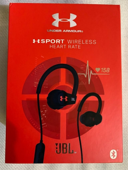 Fone Esportivo Jbl Sport Wireless Heart Rate