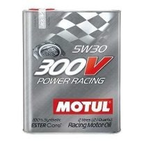Kit C/3 Óleo Motor Motul 300v Power Racing 5w30 2lt