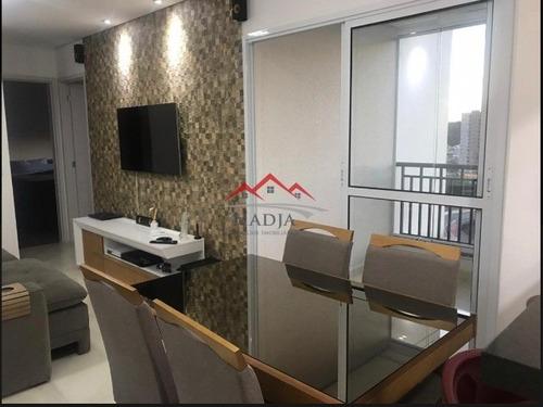 Apartamento A Venda No Condomínio Forest, Jardim Ana Maria Em Jundiaí - Sp. - Ap00070 - 34460245