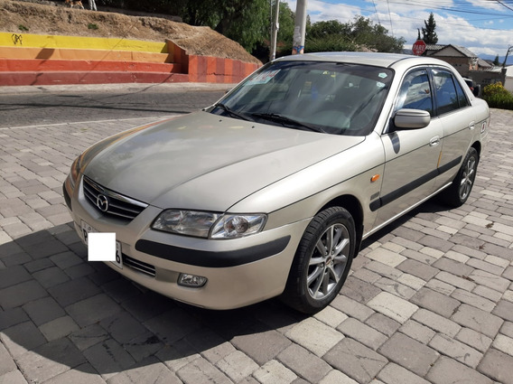 Mazda 626 Full Equipo 2004 Manual Motor 2.0