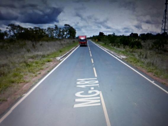 Fazenda Com 100 Ha Em João Pinheiro -mg Com 1400 Metros Com Beira Rodovia Mg 181. - 158