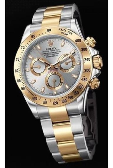 Relógio Segunda Linha Rolex Daytona