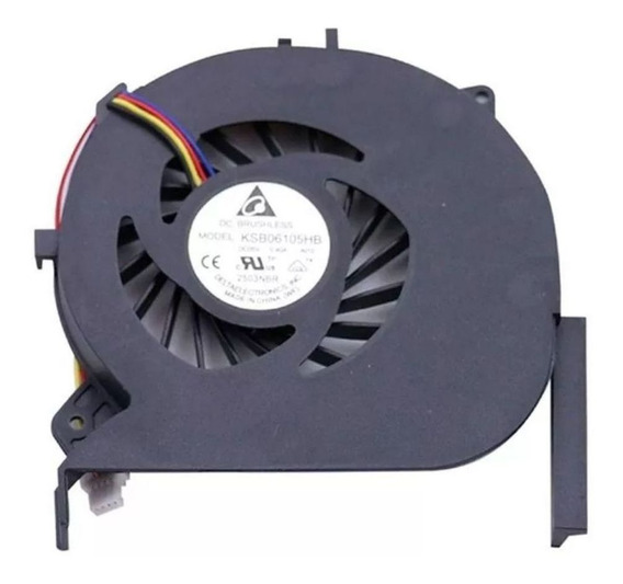 Cooler Para Notebook Sony Vaio Pcg-61911t Dfs541105fc0t