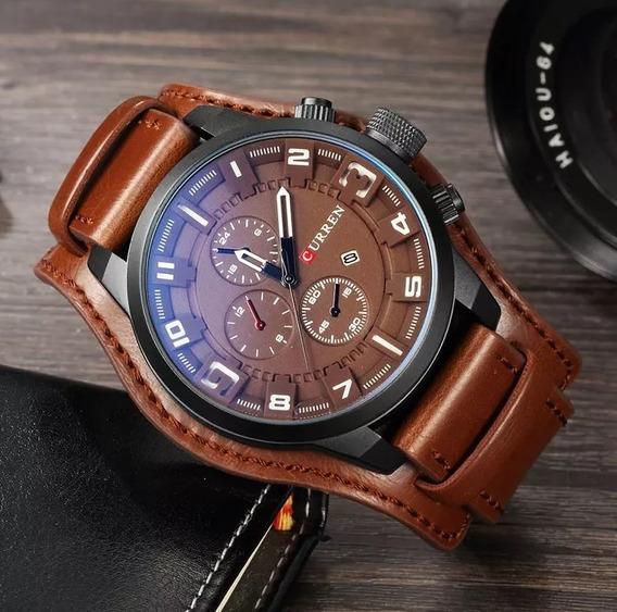 Relógio Masculinos Curren Importado 8225 Origina Importado