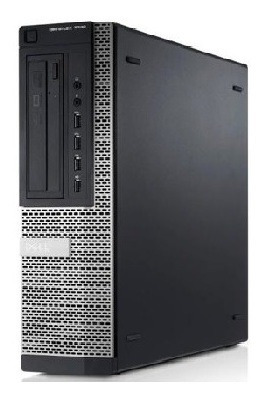 Cpu Dell Optiplex 7010 I5 3470gº Hd 500 4gb Ram Windows  7