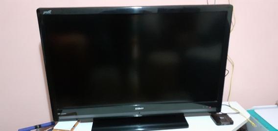 Tv Lcd 42 Semp Funcionando 400,00