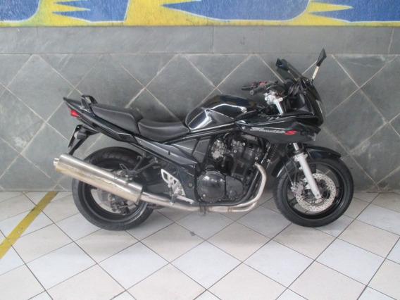 Suzuki Bandit 650s Preta 2007