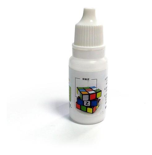 Imagem 1 de 6 de Lube Z-lube Lubrificante Para Cubo Mágico 10ml Silicone