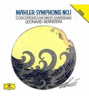 Mahler. Sinfonía Nº 1 - Concertgebow - Bernstein - Impecable