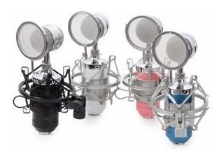 Micrófono Condensador Bm-8000 3.5mm