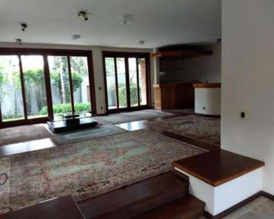 Excelente Sobrado Com 1000m² Em Sbc, 4 Suites, 4 Salas (estar, Jantar, Intima, Lareira) 7 Banheiros, 8 Vagas Cobertas, Jardim De Inverno, Espaço Gourm - Ca00488 - 33122870