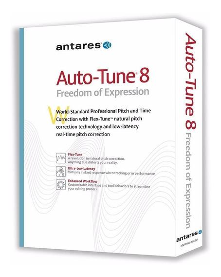 Antares Auto Tune 8.1 Win X32/x64 + Brindes