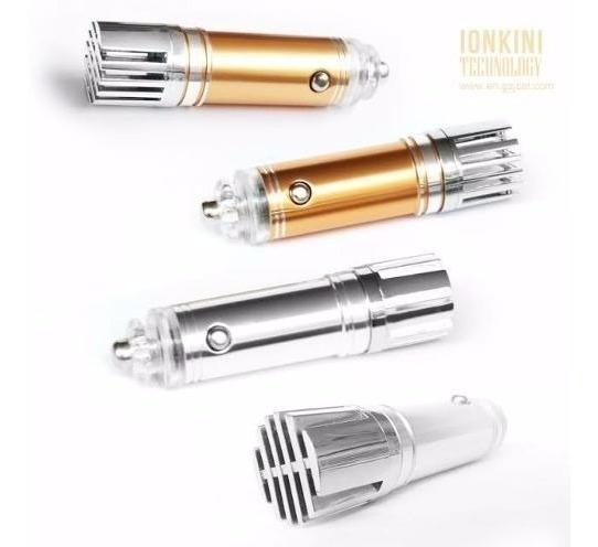 Purificador, Ionizador E Ozonizador De Ar C/adaptador