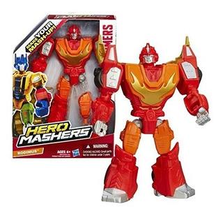 Transformers Hero Mashers Rodimus Original Hasbro