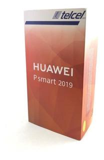 Celular Huawei P Smart 2019 Negro 32gb 3gb Ram Nuevo Sellado