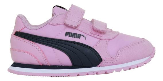 Zapatillas Puma Moda St Runner V2 Nl V Inf Niña Li/mn