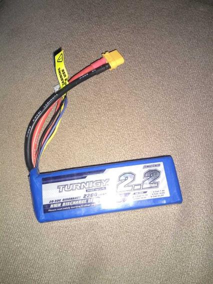 Bateria Phaton Li-po 11.1 V 2200 Mah 3 Cell 20-30cturningy