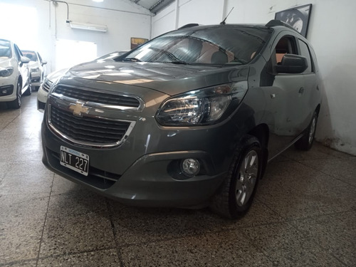 Chevrolet Spin Ltz 1.8 Impecable!!!!!!