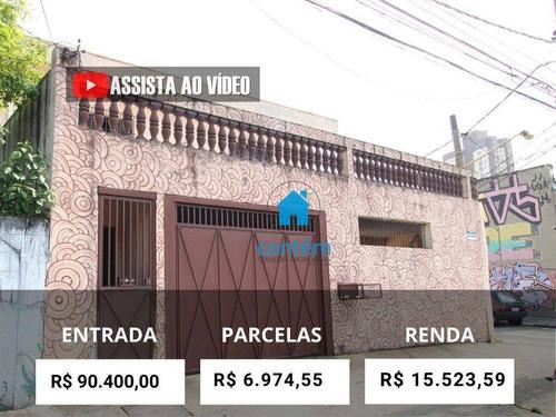 Imagem 1 de 30 de So0129 - Sobrado Com 3 Dormitórios À Venda, 185 M² Por R$ 904.000 - Km 18 - Osasco/sp - So0129