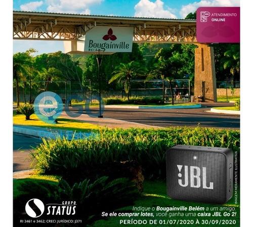 Lotes À Venda No Bairro Planejado Bougainville, Com Facilidades Pra Você! No Bairro Águas Negras, Belém, Pará - Par_111