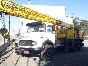 Mercedes-benz Mb 2213 Guindaste