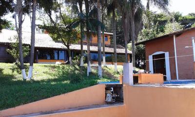 Chácara Residencial À Venda, Portal Da Serra, São Pedro. - Ch0024
