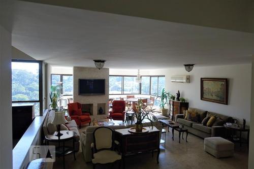 Apartamento À Venda - Real Parque, 4 Quartos,  310 - S893080303