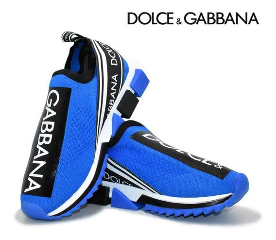 Tênis Dolce & Gabbana Sorrente Lançamento Frete Gratis
