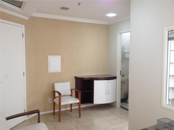 Sala Em Santo Amaro, São Paulo/sp De 42m² À Venda Por R$ 350.000,00 - Sa515363