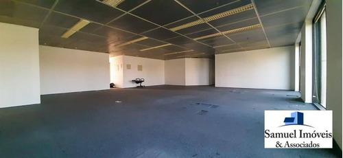Conjunto Para Alugar, 510 M² Por R$ 30.000,00 - Brooklin - São Paulo/sp - Cj0091