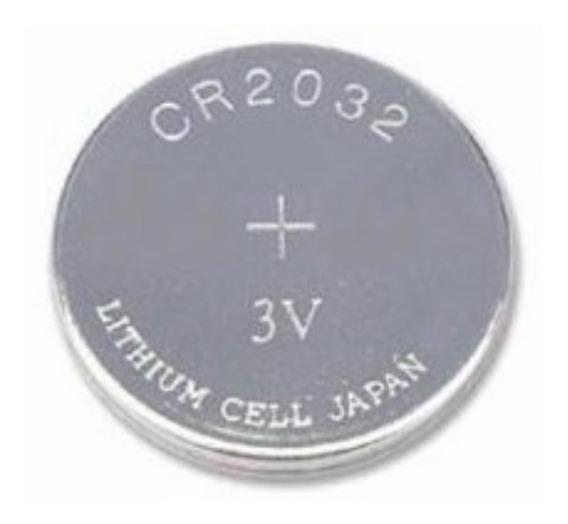 Bateria De Controle De Alarme Positron Cr2032 Unidade