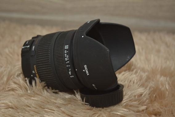 Lente Sigma 17-70 Para Nikon