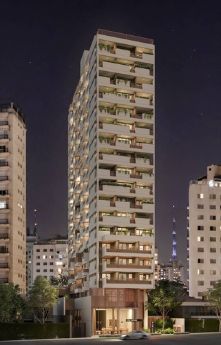 Imagem 1 de 16 de Studio Residencial Para Venda, Jardim Paulista, São Paulo - St7031. - St7031-inc