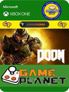 Doom - Xbox One - Modo Local + En Linea