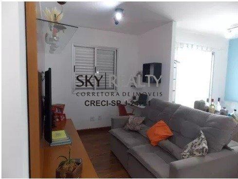 Apartamentos - Vila Parque Jabaquara - Ref: 11824 - V-11824