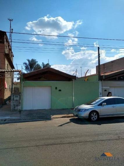 Casa Residencial À Venda, Jardim Lagoa Nova, Limeira. - Ca0165